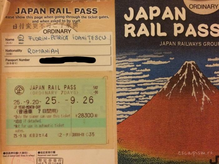 Japonia-JR-Pass-bilete-tren