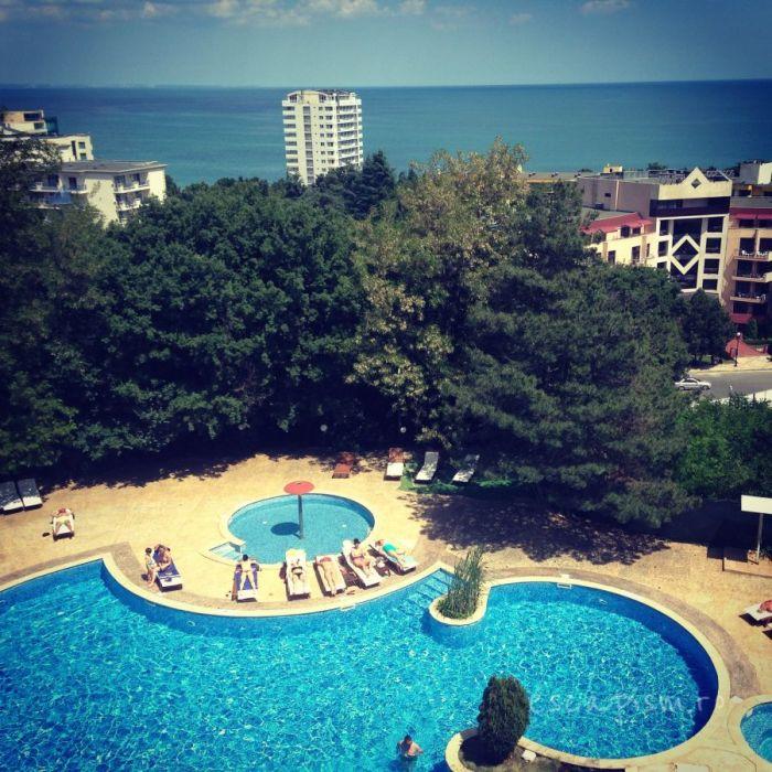 vedere litoral bulgaria