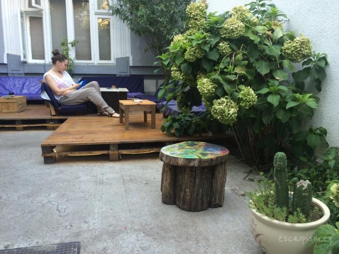 cafeneaua miau bucuresti exterior 4