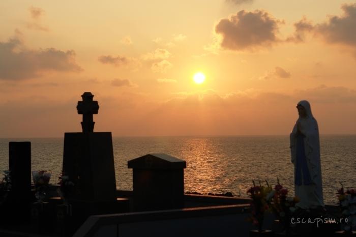 fukue goto island sunset