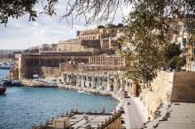 Valetta capitala Maltei