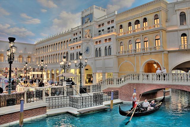 Venetia Las Vegas St. Mark's Square