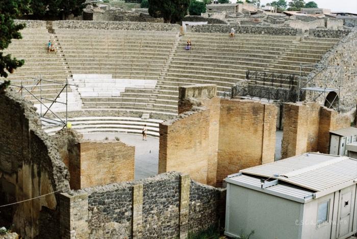 pompei-amfiteatru