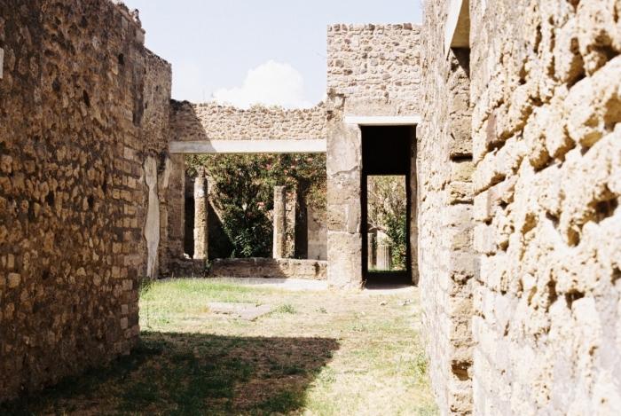 pompei-ruine