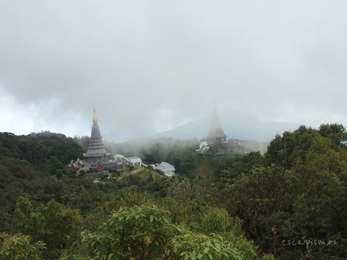 Doi-Inthanon-Pagoda