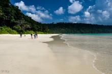 Radhanagar Beach insulele andaman plaje spectaculoase india