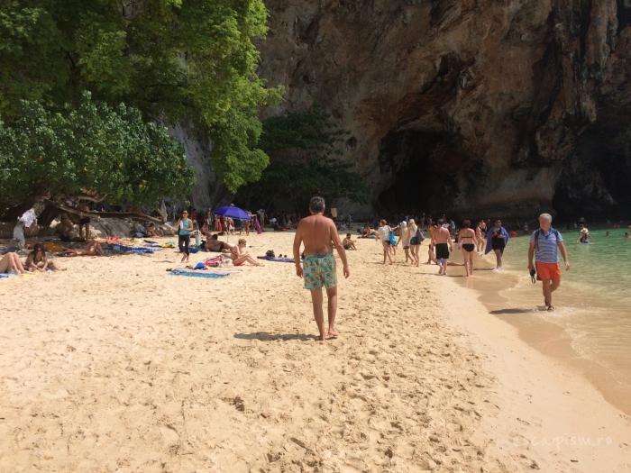 Railay-Phra-Nang-Cave-plaja